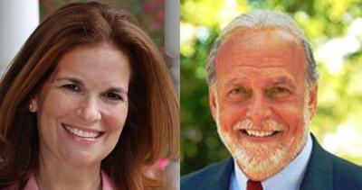 Susan Korngut and Dennis Levinson