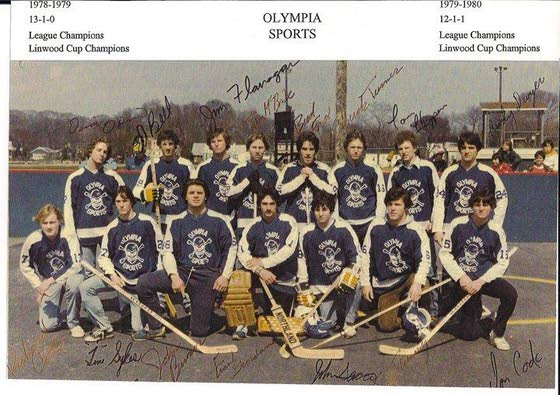 Street hockey teams from late '70s to lace them up again in