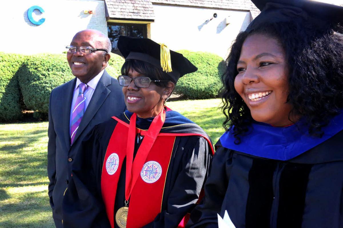 Dr. Barbara Gaba inauguration