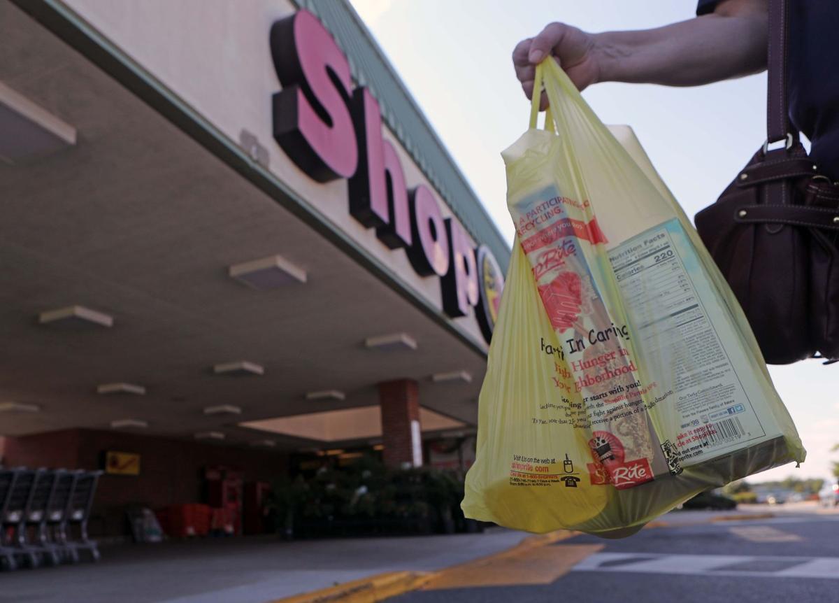 Plastic bags fee