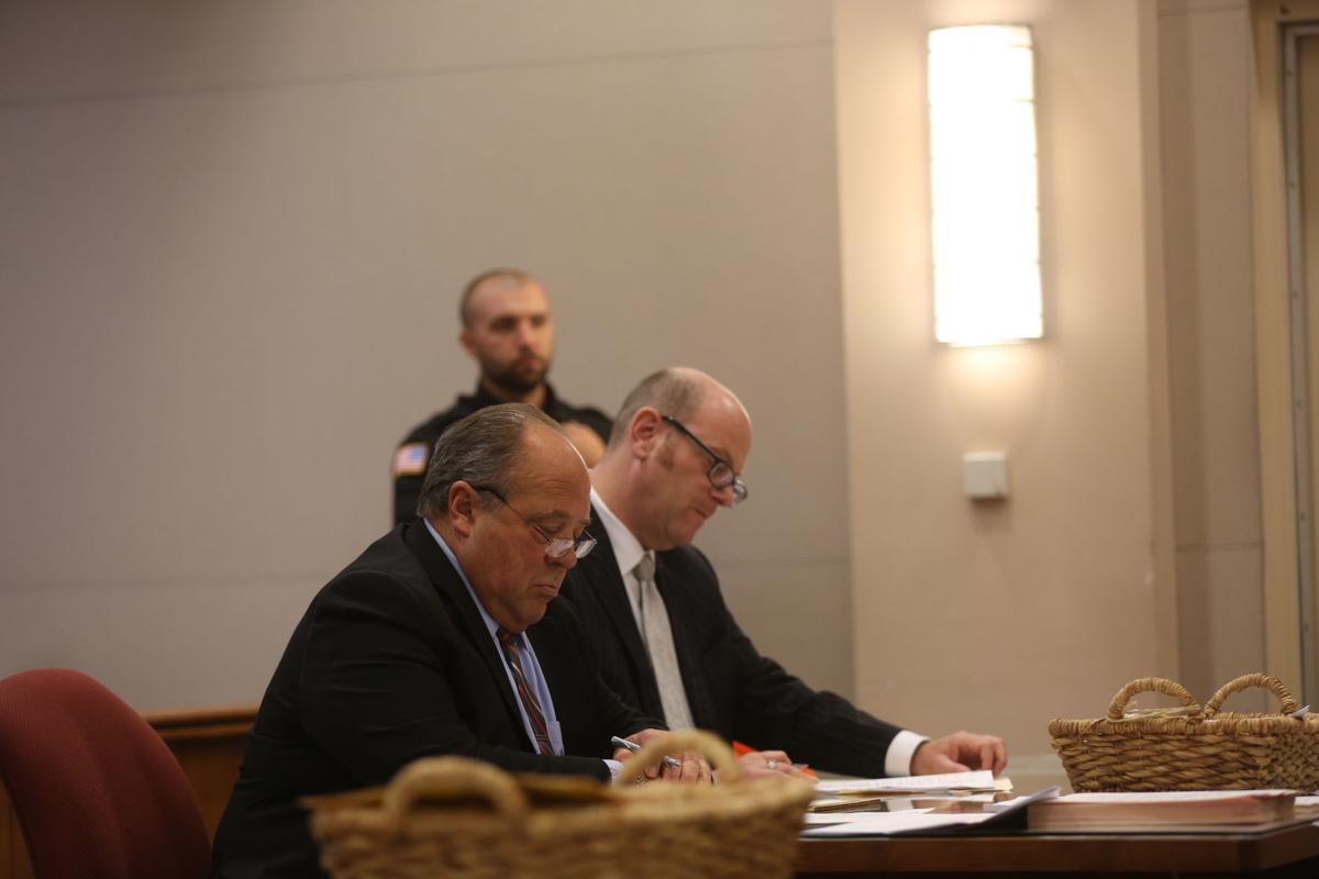 """John """"Egyptian"""" Kachbalian is granted pre-trial release Oct. 12, 2018."""