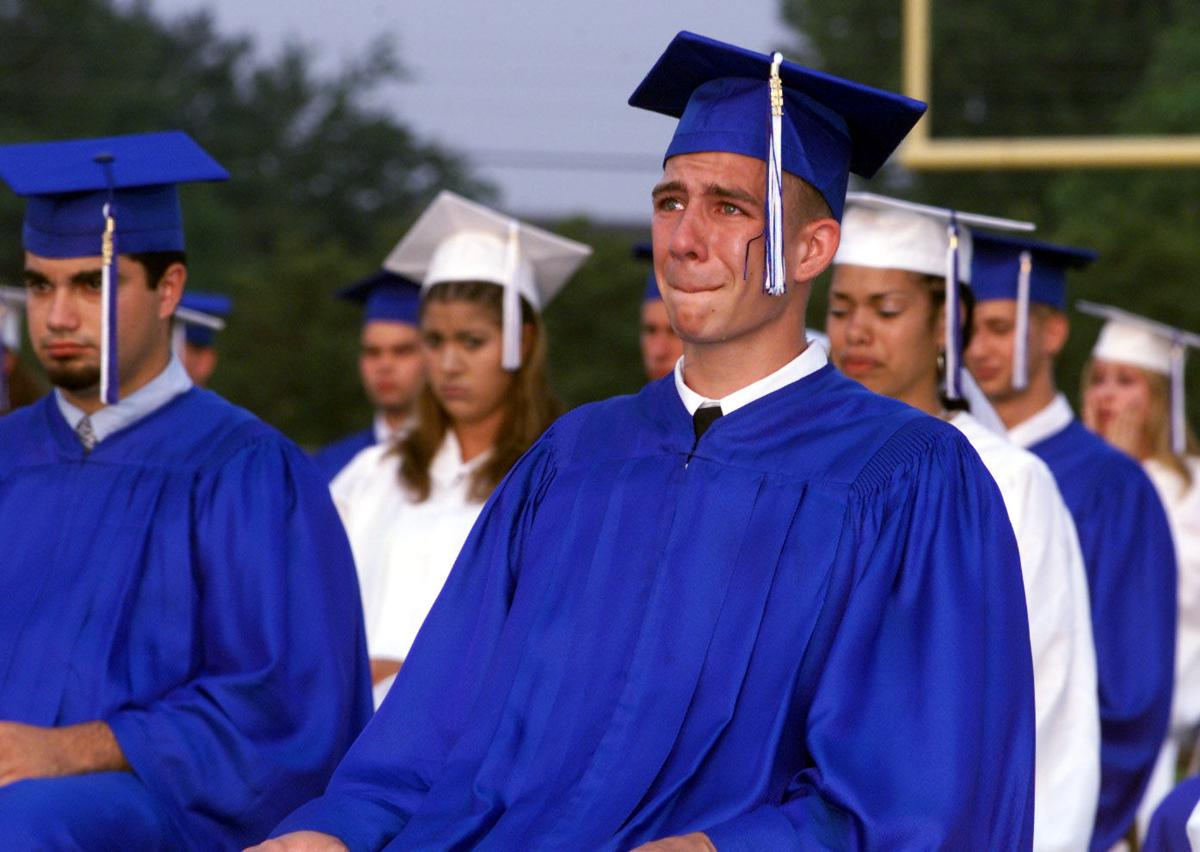 A look back at the Class of 2001   Graduation Central ...