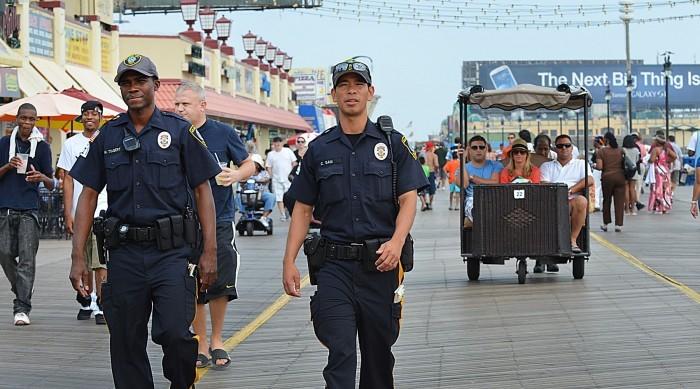 Ocean City Md Seasonal Police