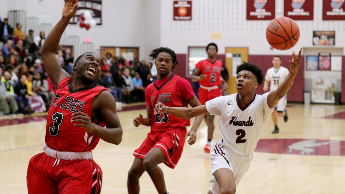 GALLERY: Pleasantville vs St Joe basketball game