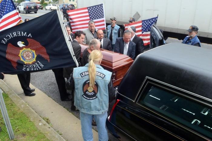 kauffman funeral