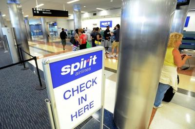 Spirit Airlines Check In >> Spirit Looking To Hire Atlantic City Based Flight Attendants