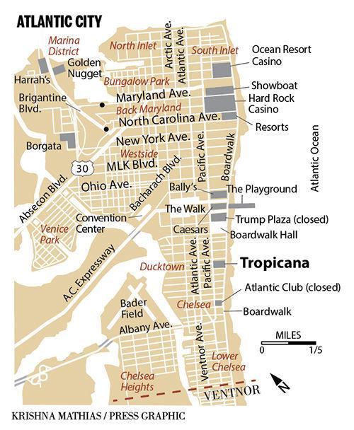 Atlantic city boardwalk casinos map casinos near charleston il