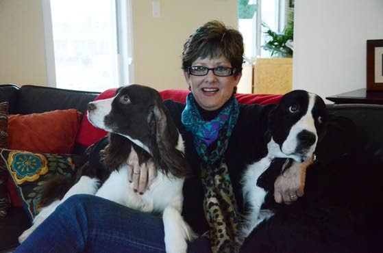Brigantine woman maintains lifestyle built around award-winning show dogs