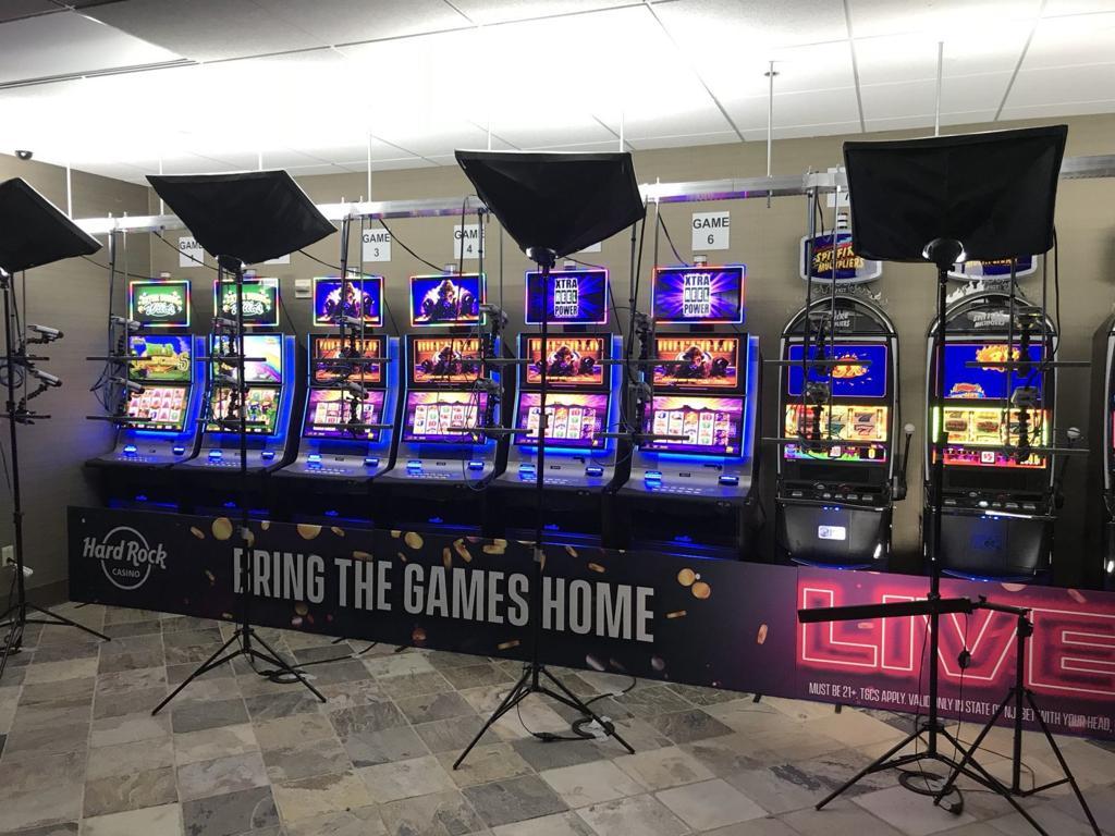 Hard Rock launches world's first live internet slots   Casinos & Tourism    pressofatlanticcity.com