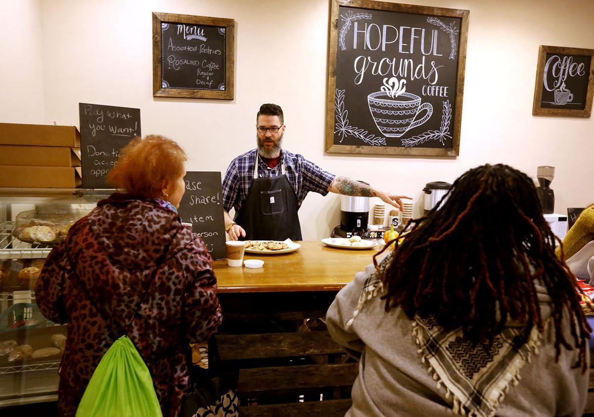 Hopeful Grounds cafe
