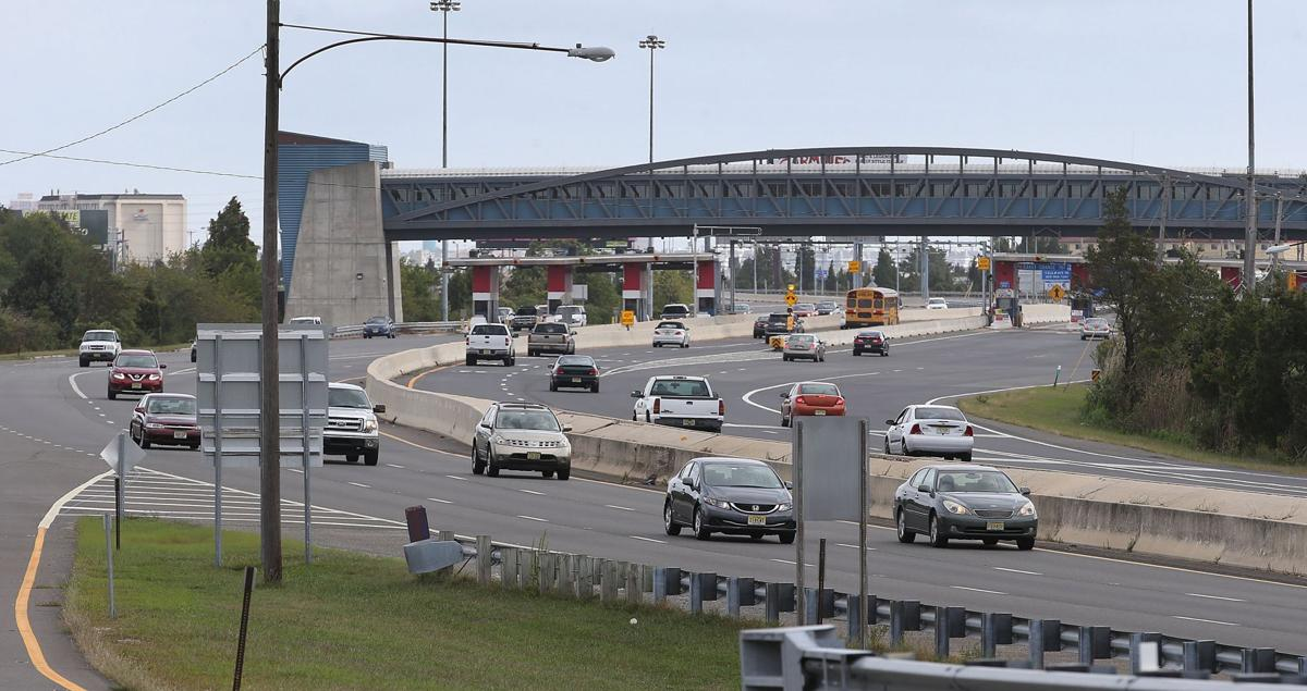 Atlantic City Expressway, Pleasantville Toll Plaza