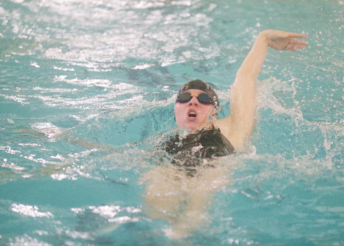 Cedar Creek vs Oakcrest swim meet