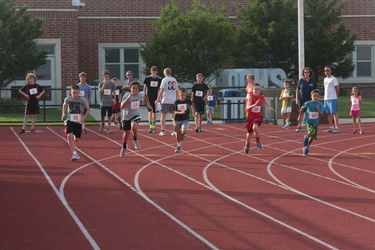 university of chicago summer track meet