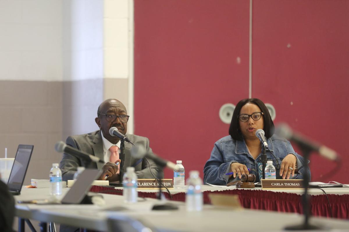 Pleasantville Board of Education