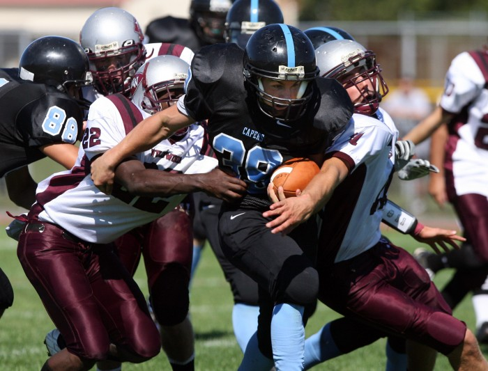 Lower Cape May football Jimmy Hall