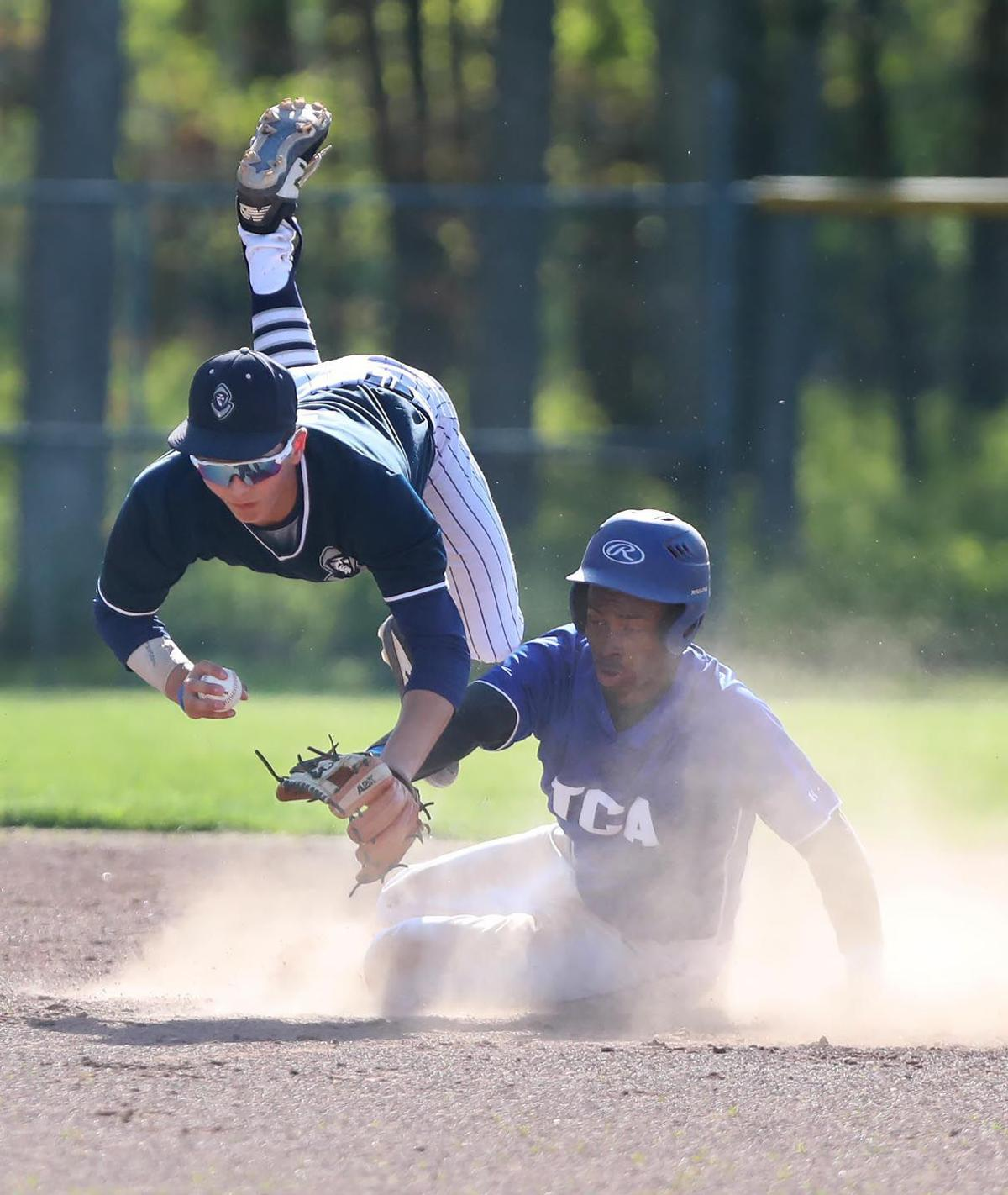 St. Augustine vs. Trenton Catholic Diamond Classic baseball game