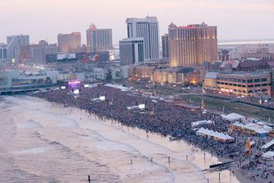 Pink Beach Concert