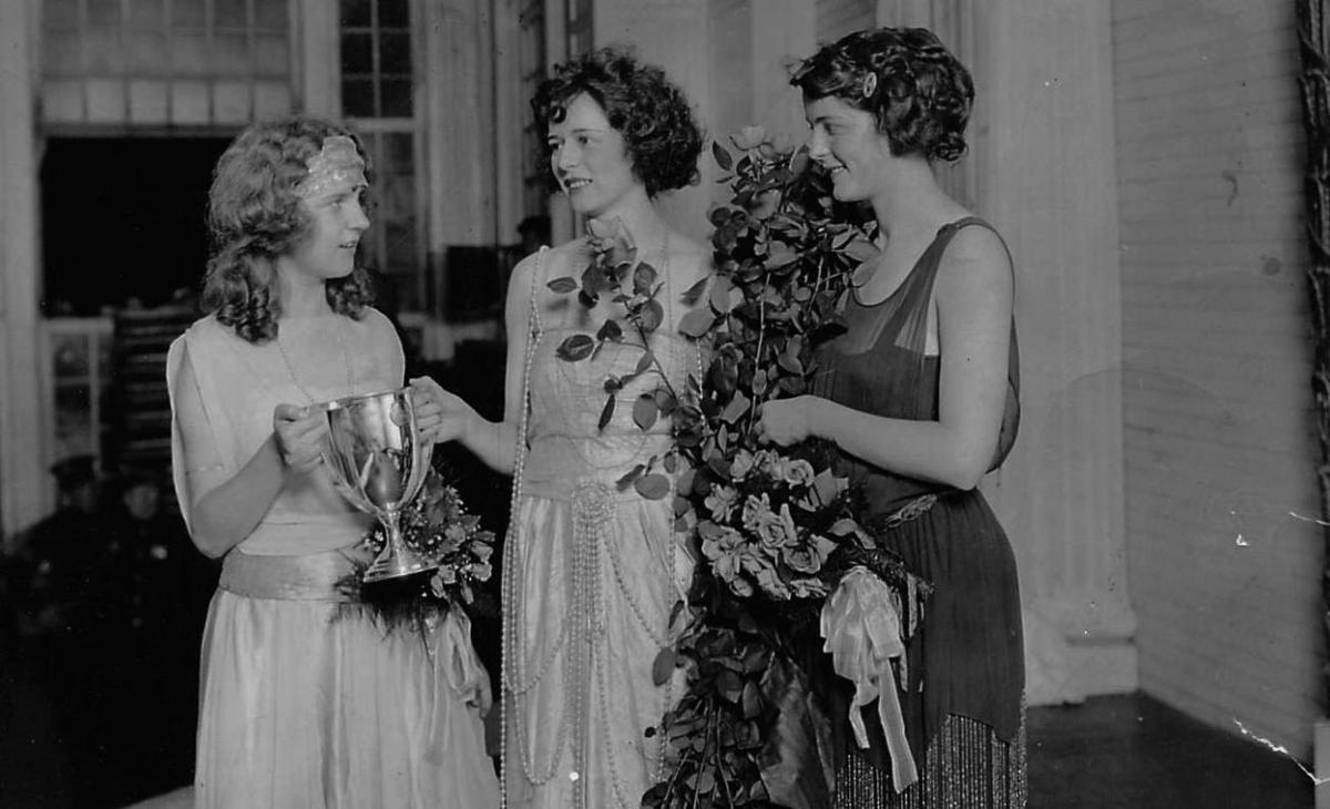 Look back at Miss America 1922