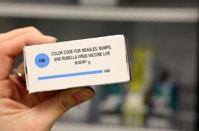 MMR vaccine