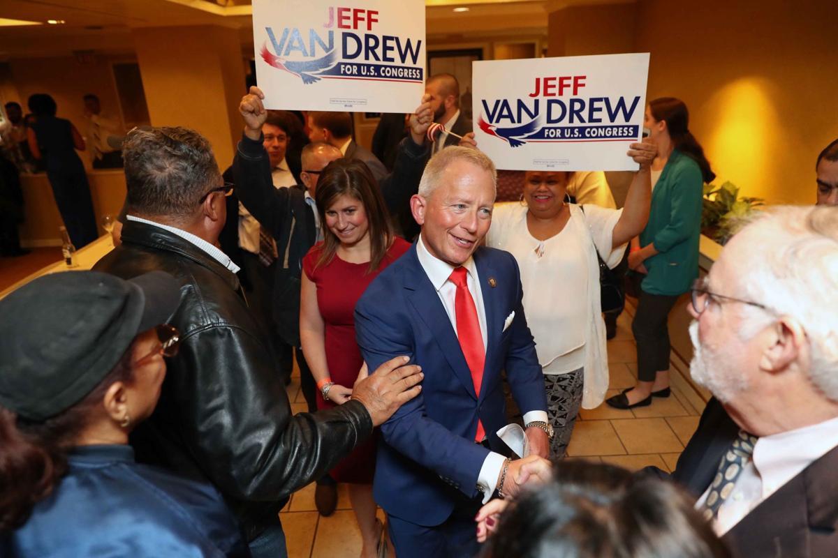 Democratic Party Election Night