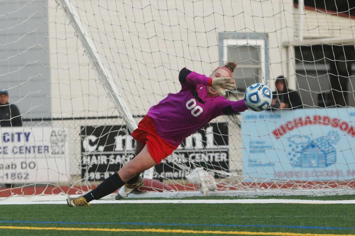 Cherry Hill West at Ocean City girls soccer
