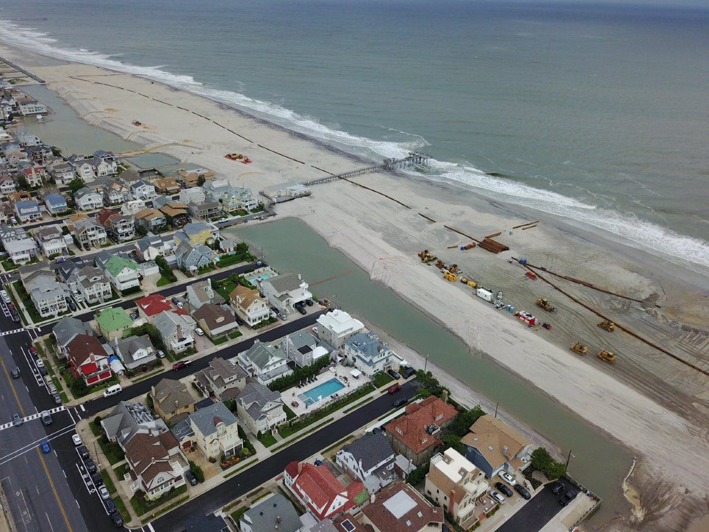 margate holds public meeting to discuss dunes project