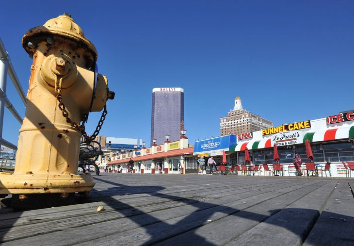 Boardwalk Fire Safety