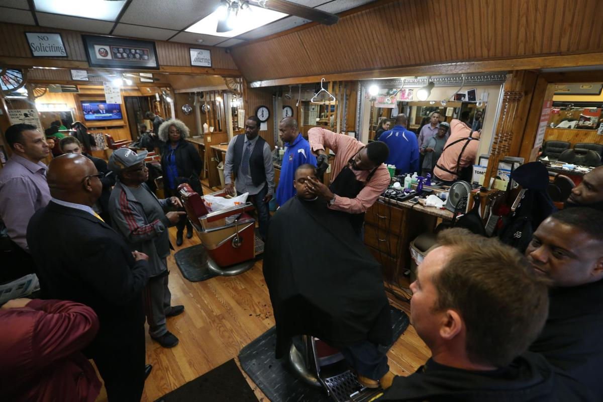 Barber shop forum