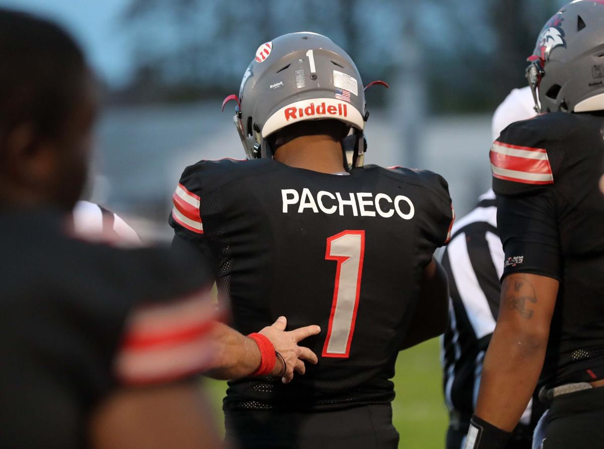 Isaih Pacheco