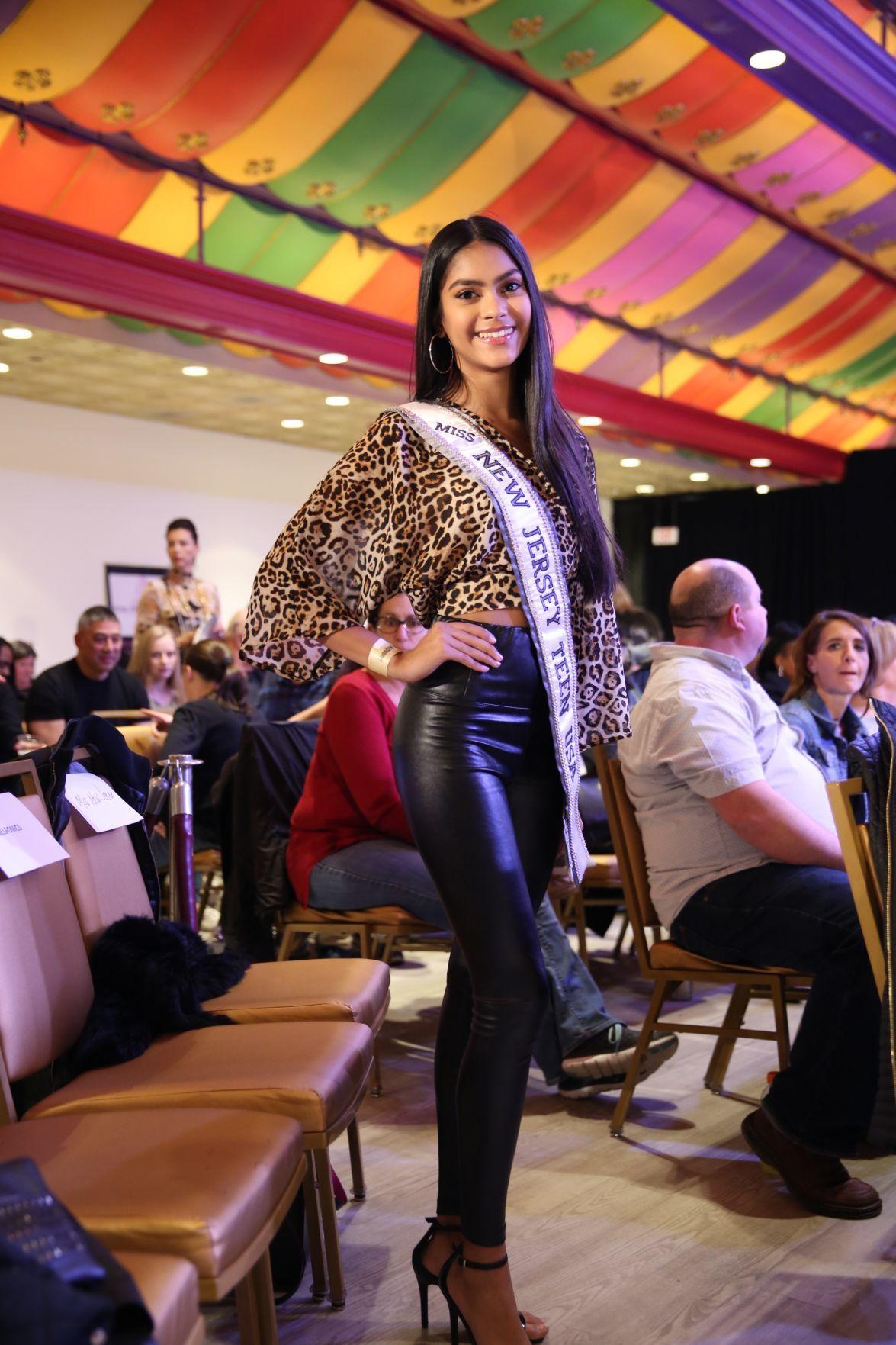Miss New Jersey Teen USA Jae Lynn Polanco