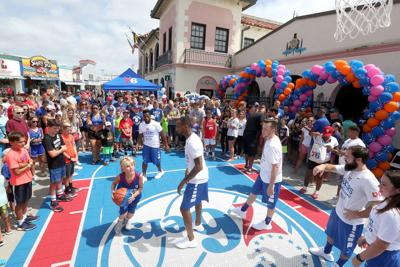 76ers announce Summer Shore tour stop in Wildwood
