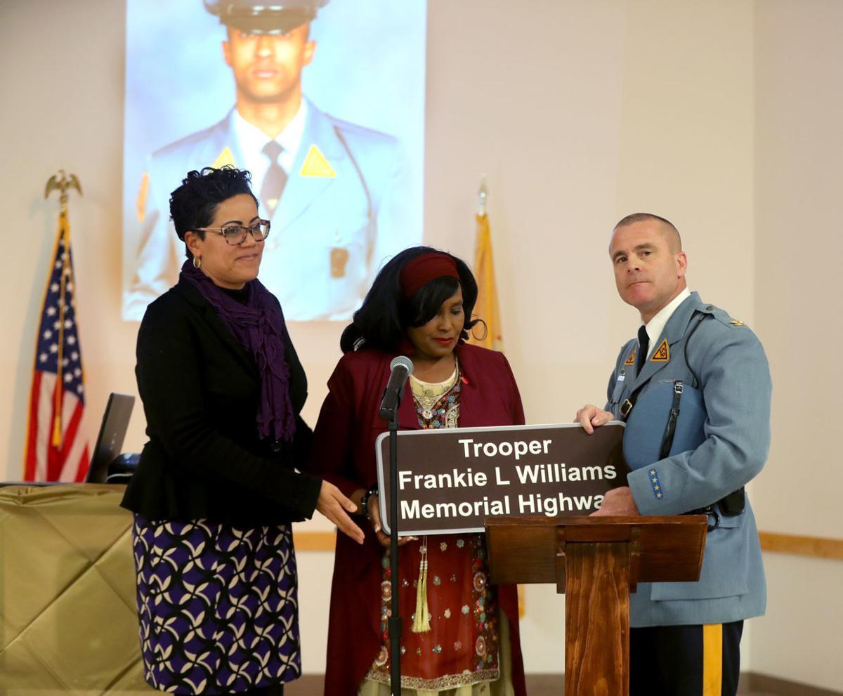 Trooper Frankie Williams Memorial