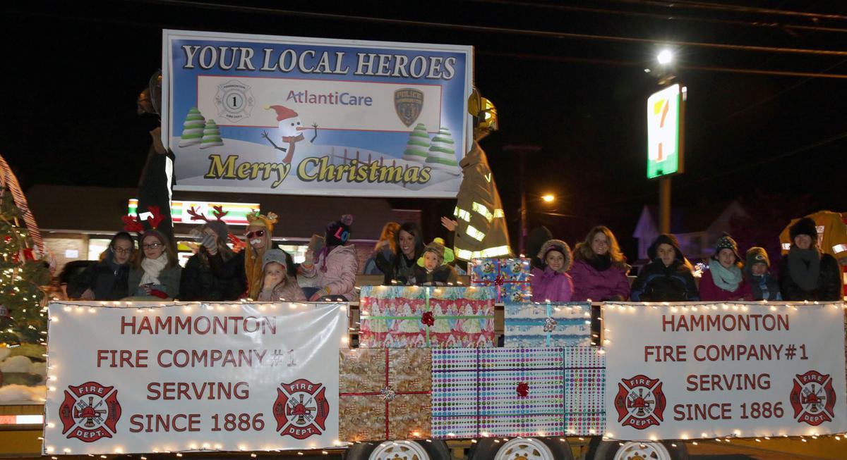 Hammonton Christmas Parade