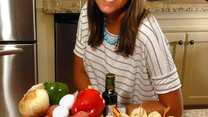 Legacy Recipes: Linwood woman returns from Spain with recipes, love of Mediterranean cooking