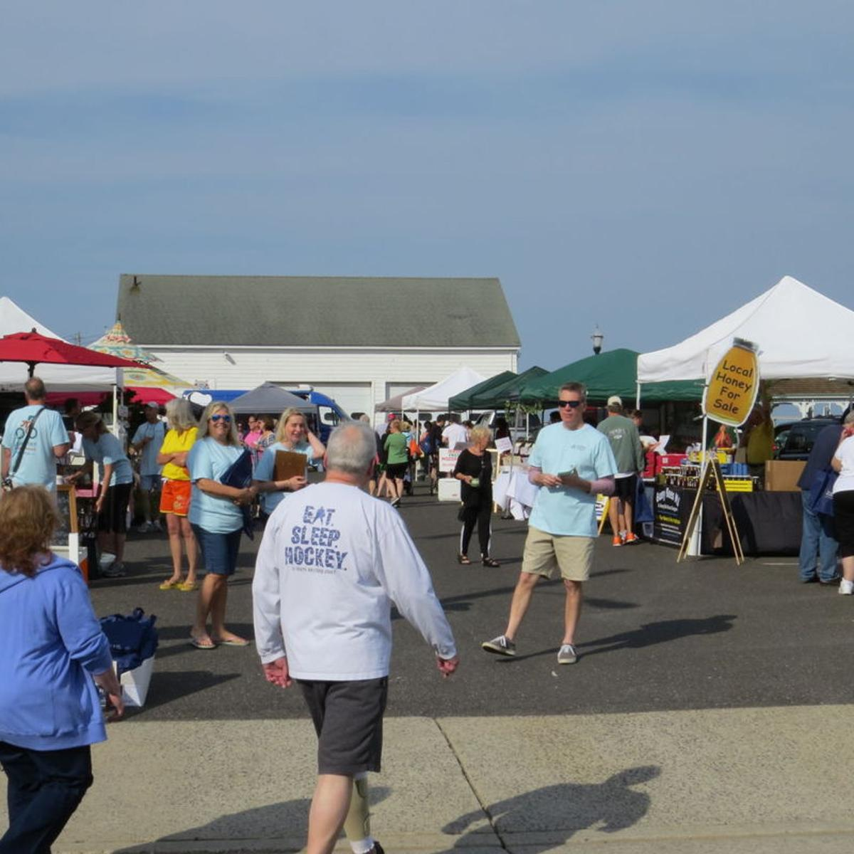 Longport Farmers Market vendor application available online