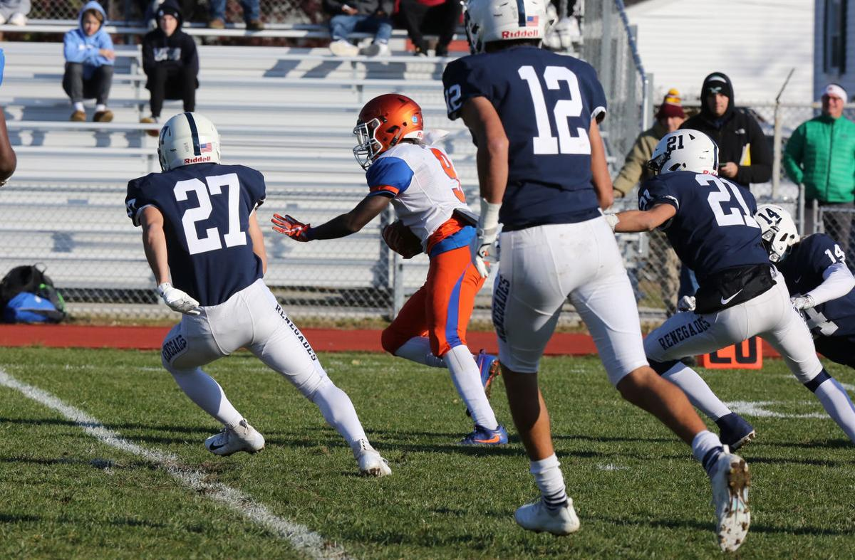Millville Shawnee Football