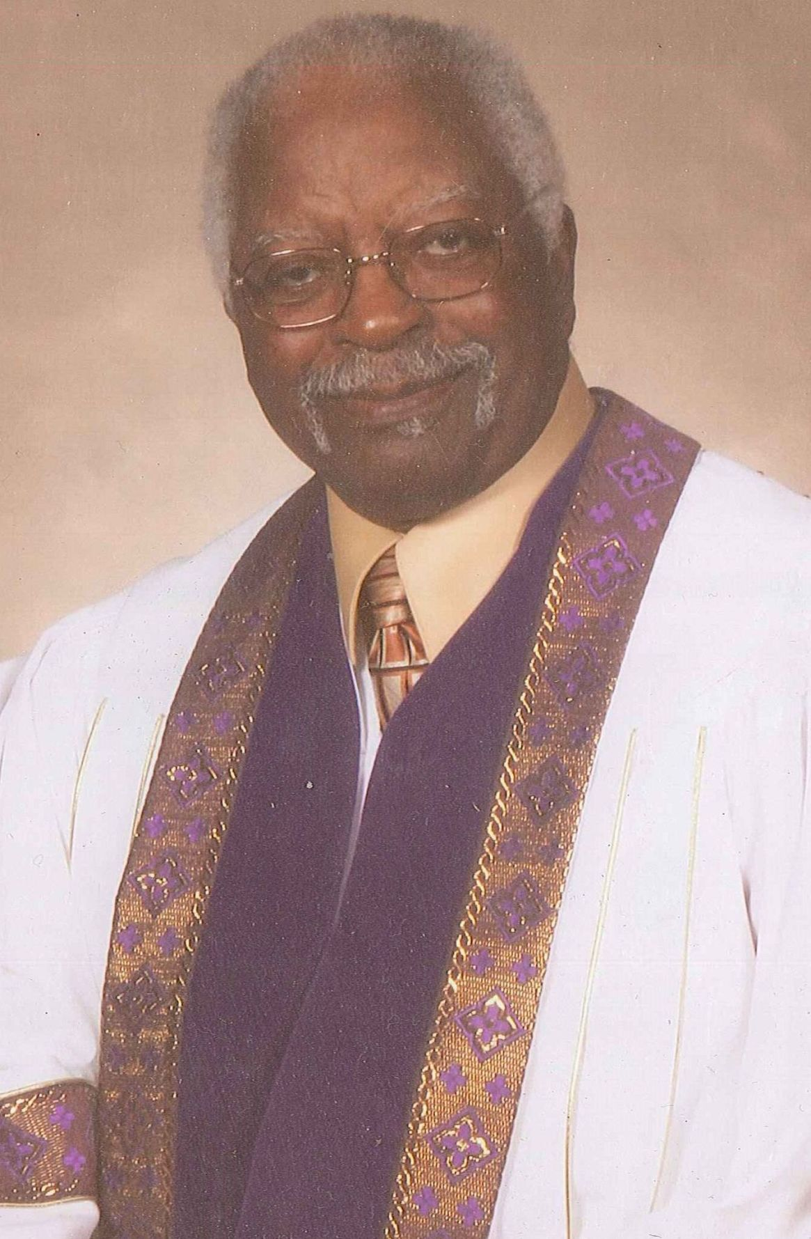 McClurkin, Bishop William L.