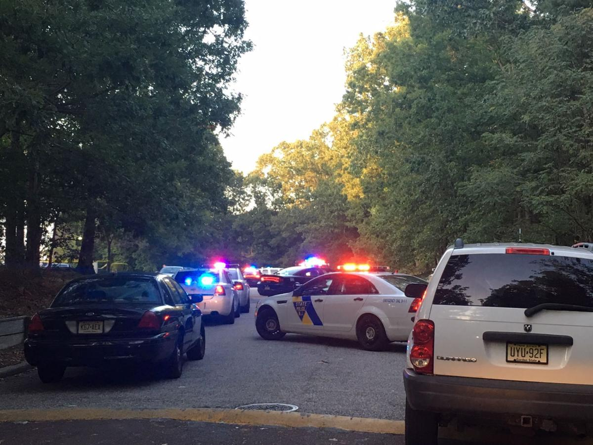 Reported shooting at Hamilton Township condo