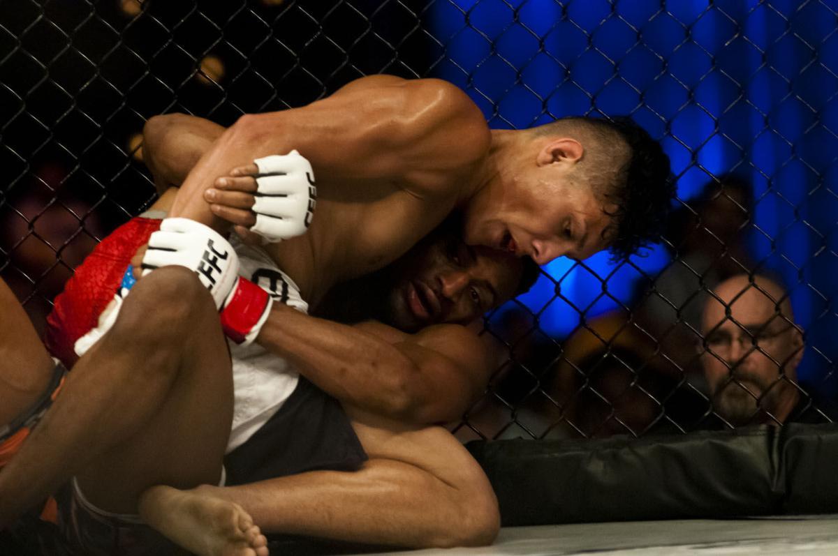 cesar balmaceda MMA fighter