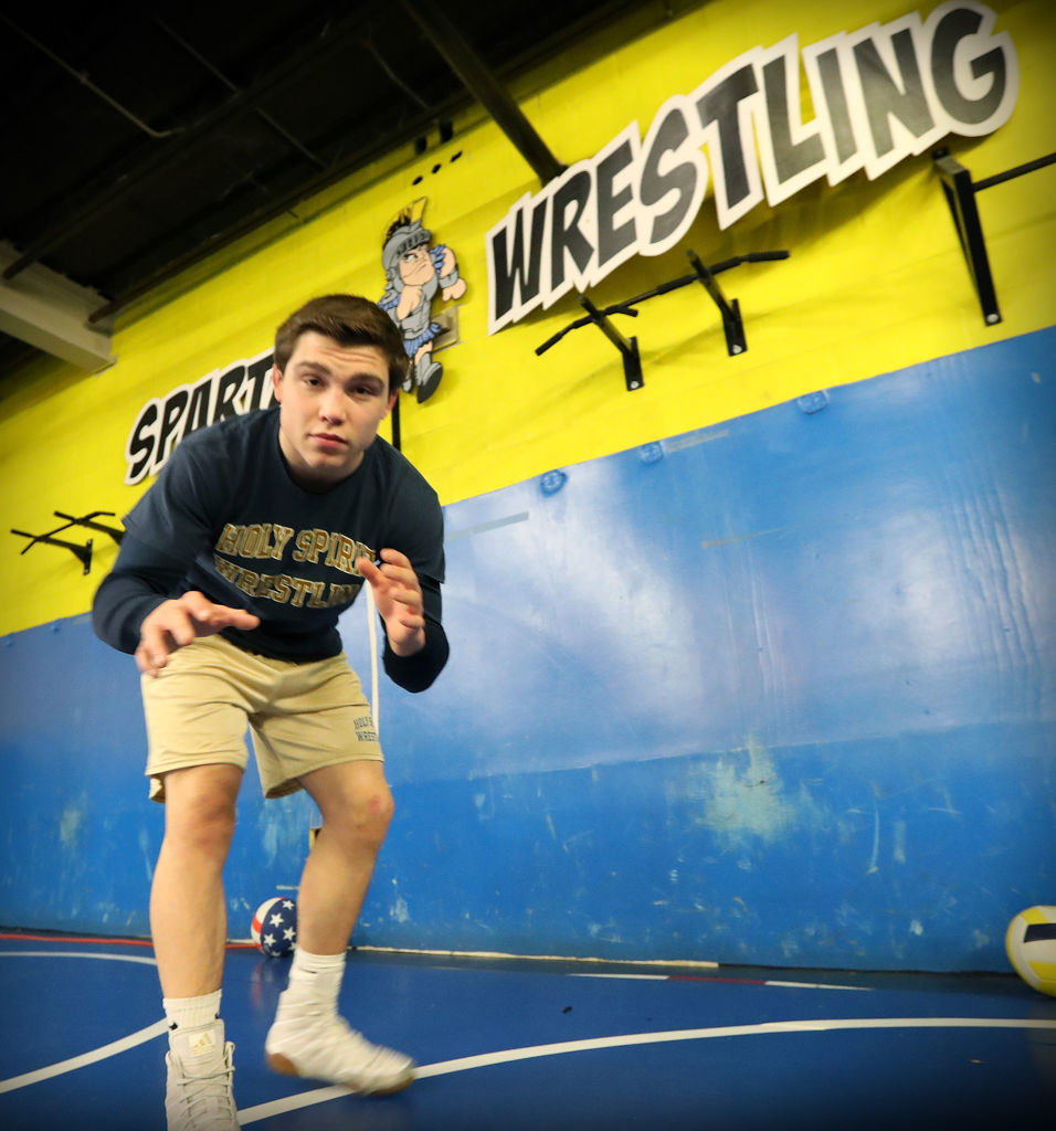 Wrestler of the Year: Tim Fitzpatrick