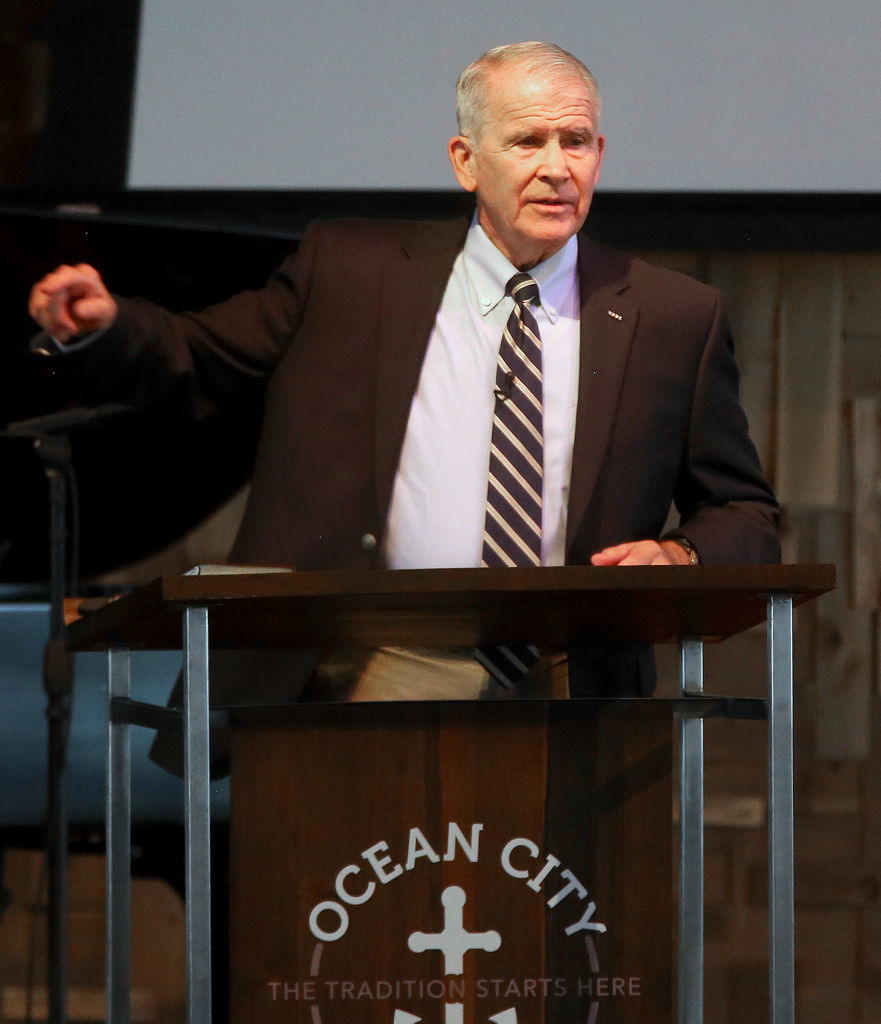 NRA Oliver North Tabernacle OC
