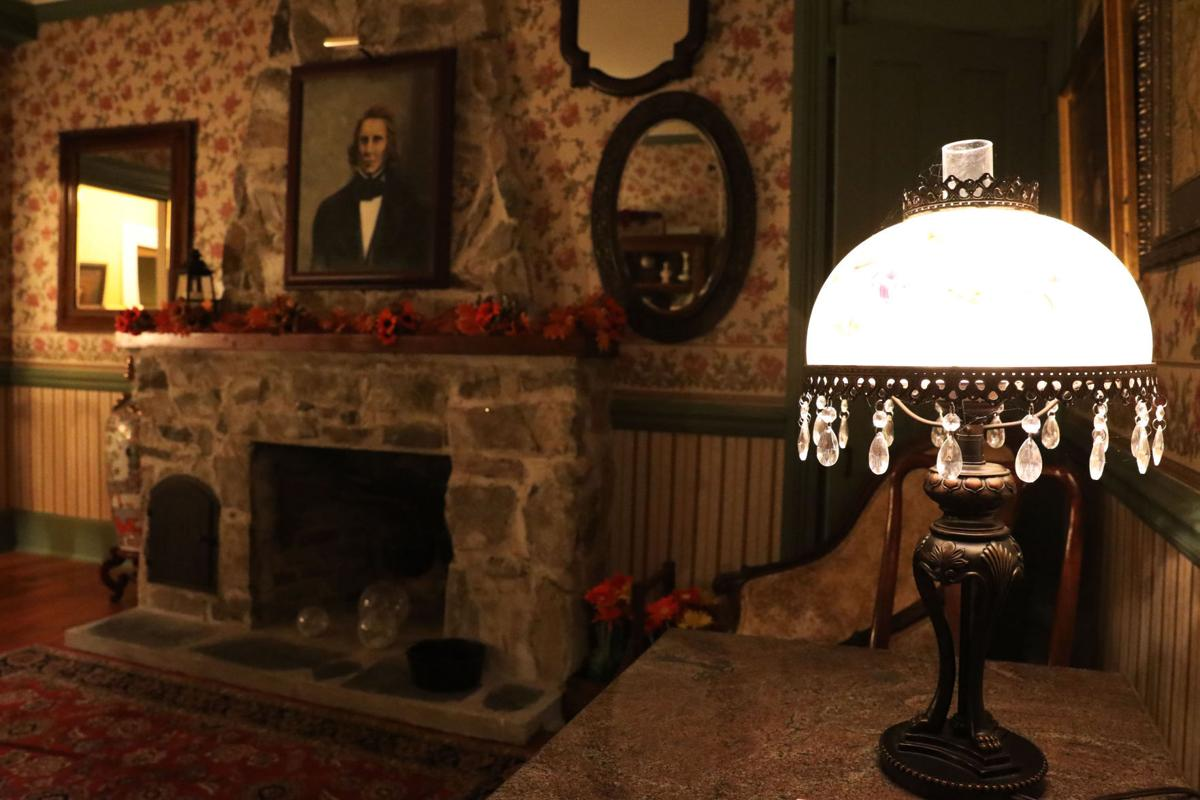 We spend the night in a real-life haunted house, the former