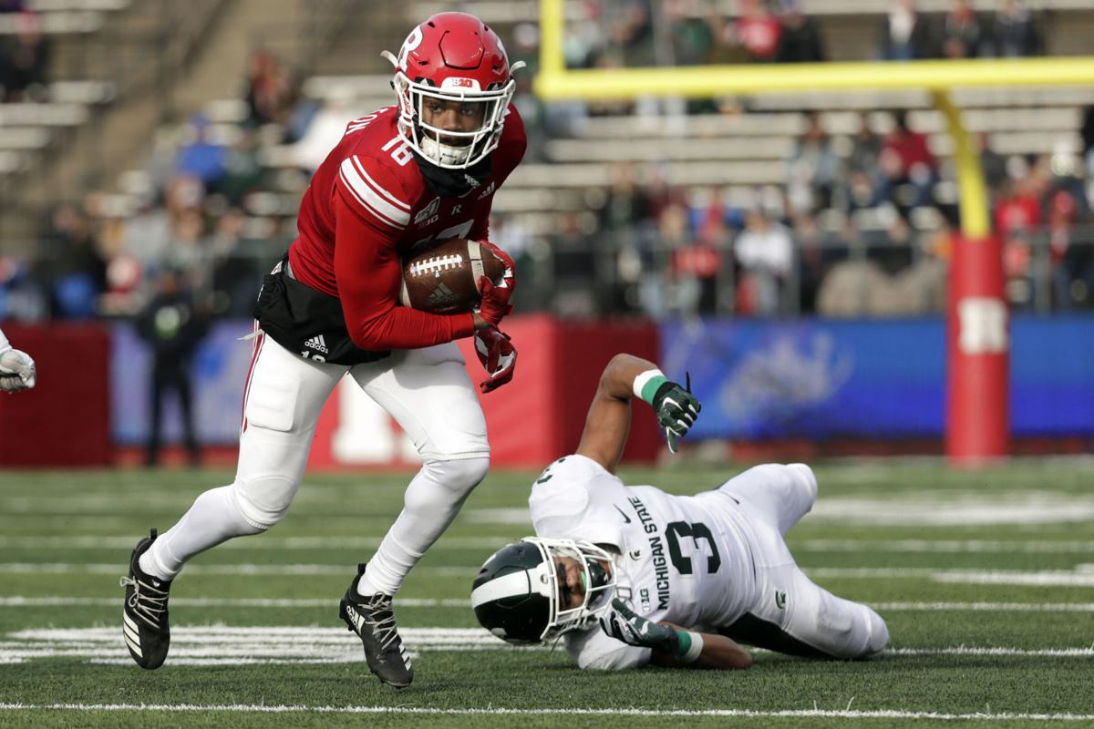 Michigan St Rutgers Football