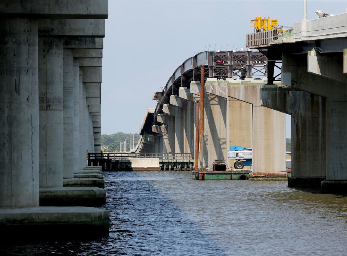 Gallery Garden State Parkway Bridge Construction News