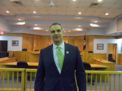 Galloway Township Mayor Anthony J. Coppola Jr.