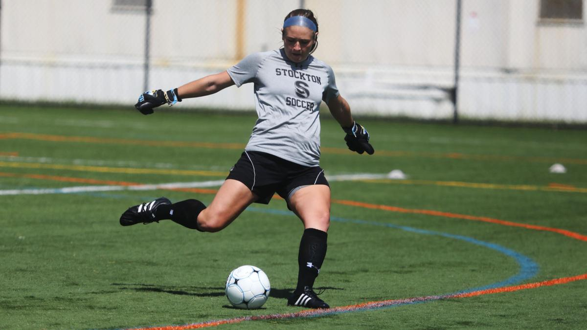 GALLERY: Stockton women's soccer practice