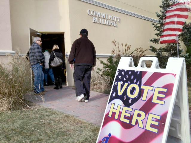 Election Voting Atlantic
