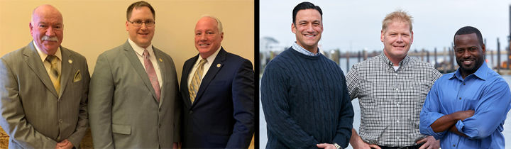 1st district Legislative candidates 2019
