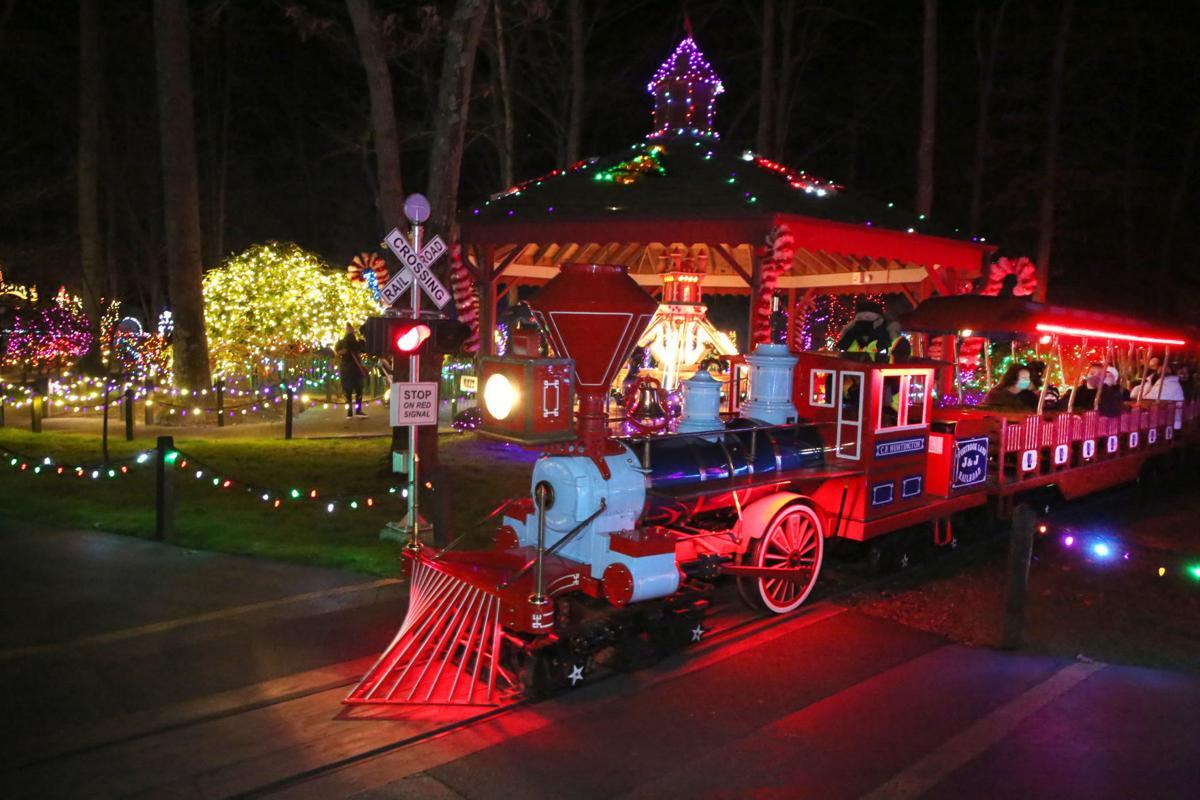 Storybook Land Christmas Fantasy Lights