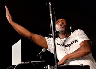 Grandmaster Flash bringing hip-hop history show to Stockton